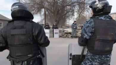 Photo of Қордайдағы қақтығыс: 19 полиция қызметкері зардап шекті