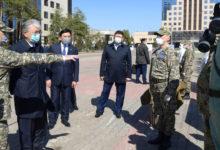Photo of Токаев озвучил, на что сейчас особо нужно обратить внимание в крупных городах