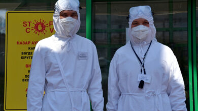 Photo of 3,6 мыңнан астам медицина қызметкері COVID-19 жұқтыруына байланысты МӘСҚ-тан төлем алды