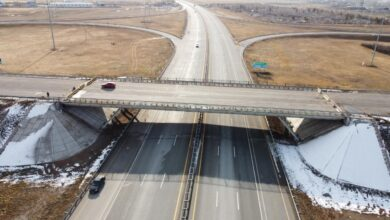 Photo of Открыт проезд по мосту возле поселка Шортанды