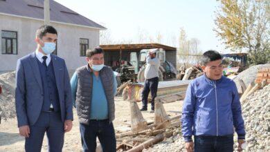 Photo of Мақтааралдағы әлеуметтік нысандардың құрлыс жұмыстарына бақылау жүргізілді