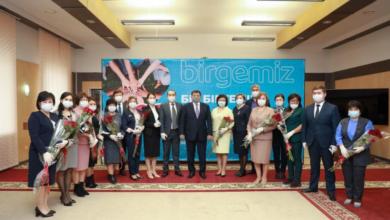 Photo of Группа атырауцев получила «Благодарность народа»