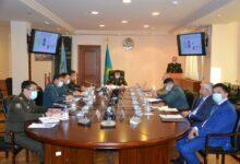 Photo of Ведомствоаралық мемлекеттік комиссияның отырысы өтті-ҚР ТЖМ