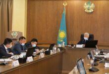 Photo of Жамбыл облысының әкімі пәтерлердегі суыққа қатысты жауаптыларды сынға алды