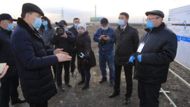 Photo of Алик Шпекбаев Қостанай облысында жол жөндеу сапасын тексерді